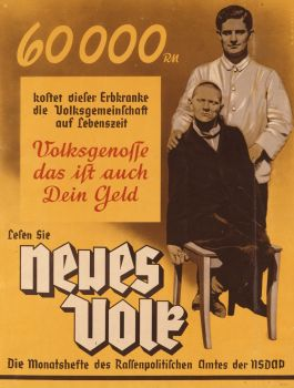 eugenics-propaganda Germany