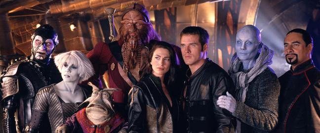 Farscape-season 1
