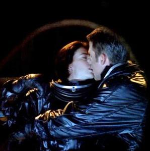john-aeryn first kiss