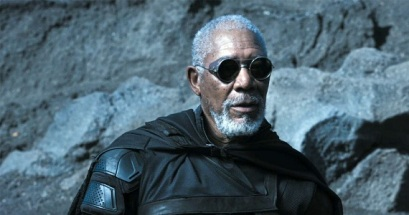 Oblivion-morgan freeman